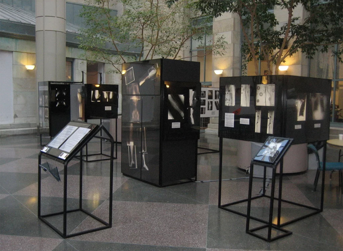 The X-Ray Project in mostra all'Harvard Medical School