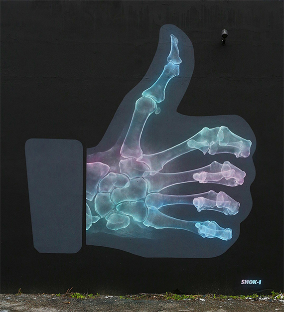 Diagnosis of a Like, SHOK-1, Miami, 2016